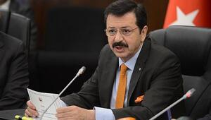 TOBB Başkanı Hisarcıklıoğlu: Türkiye ekonomisi tarihi stres testi geçirdi