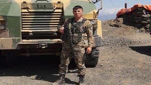 PKK saldırısında yaralanan Uzman Çavuş, şehit oldu