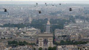Fransada 14 Temmuz Ulusal Bayramı kutlamaları