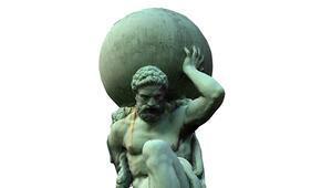 Yunan mitolojisinde Zeus tarafından gök kubbeyi omuzlarında taşımakla cezalandırılan kişi kimdir