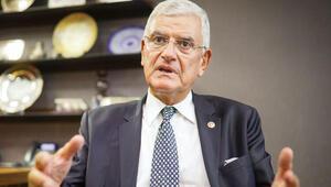 TBMM Dışişleri Komisyonu Başkanı-Büyükelçi Volkan Bozkır: Batı'nın demokratik prestiji sarsıldı