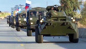 'İran yanlısı milislerden  Rus konvoyuna saldırı' iddiası