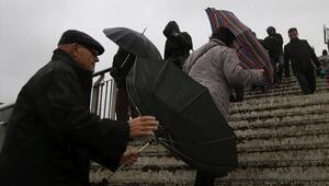 Son Dakika: Meteorolojiden sağanak ve gök gürültülü sağanak yağış uyarısı