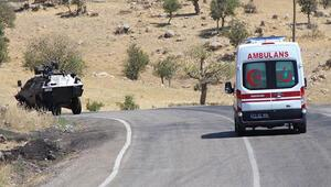 Şırnakta yol yapımında çalışan işçilere terör saldırısı: 1 ölü, 2 yaralı