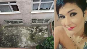4üncü kattan düşen kadın kurtarılamadı