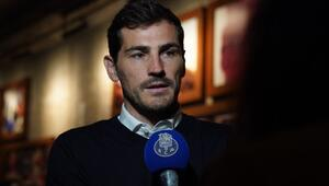 Portodan Casillasa özel görev İyileşene kadar...