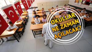 Yeni yönetmeliğe göre okullar ne zaman açılacak