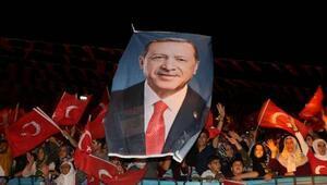Diyarbakırda 15 Temmuz Demokrasi ve Milli Birlik Günü buluşması