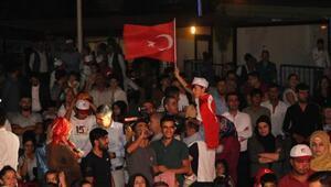 Şırnakta 15 Temmuz Demokrasi ve Milli Birlik Günü buluşması