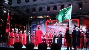 Elazığda 15 Temmuz Demokrasi ve Milli Birlik Günü buluşması