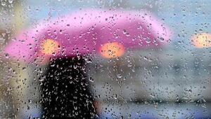 Meteorolojiden kuvvetli yağış uyarısı - Yurt geneli hava durumu raporu