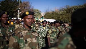 Güney Afrikadaki silahlı saldırılarda 40tan fazla can kaybı