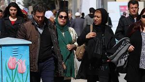 İstanbula 5 ayda 5,4 milyon turist geldi