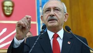 Kılıçdaroğlundan ABnin yaptırım kararına tepki