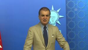 AK Parti Sözcüsü Ömer Çelik: 15 Temmuz ruhunu sabote ettiler