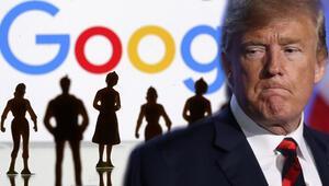 Trumptan Google çıkışı