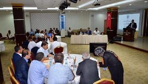Şırnak Belediyesinden 2020-2024 stratejik plan çalıştayı