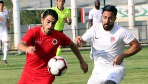Gençlerbirliği ile Antalyaspor yenişemedi