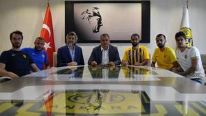 Ankaragücü imzaları açıkladı Tam 5 isim...
