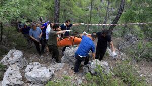 Uçurumda bulunan ceset, üniversiteli Eyyüphanın çıktı
