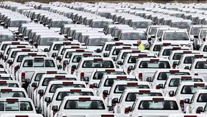 Avrupa'da yeni araç satışları yüzde 7.8 düştü
