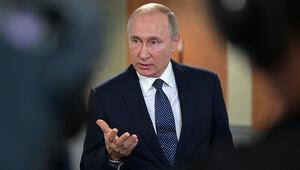 Putinden AB ile diyaloğa hazırız mesajı