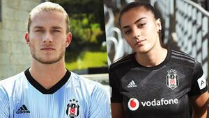 Beşiktaş'ın yeni sezon formaları görücüye çıktı