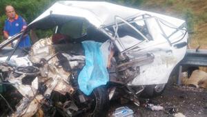 Korkunç kaza Çok sayıda ölü ve yaralı var