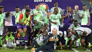 Nijerya, Afrika 3üncüsü oldu