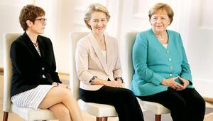 Merkel'in varisleri