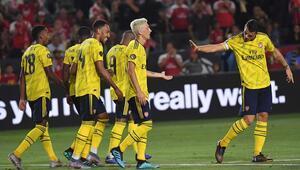 Arsenal, hazırlık maçında Bayerni 2-1 mağlup etti