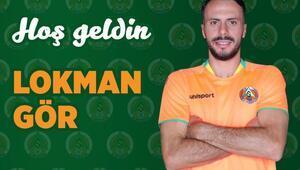 Son dakika transfer haberleri: Alanyaspor, Lokman Görü transfer etti