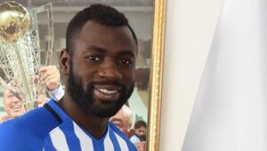 BB Erzurumsporda Moussa Kone ile yollar ayrıldı | Transfer haberleri...