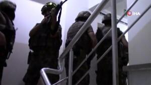 İstanbulda terör operasyonu: 17 gözaltı