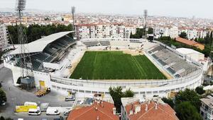 Denizli Atatürk Stadı Süper Lige hazır