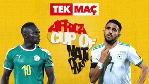 Afrika Uluslar Kupası Finali TEK MAÇ iddaanın favorisi...