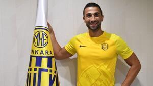 Alihan Kubalas, 1 yıl daha MKE Ankaragücünde | Transfer haberleri...