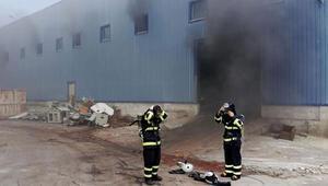 Faaliyeti durdurulan fabrikada patlama: 4 yaralı