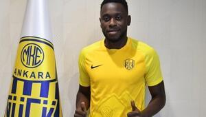 Ankaragücü, Moke ile 2 yıllık sözleşme imzaladı