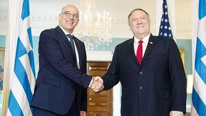 ABD'den Atina'ya 'Doğu Akdeniz' desteği