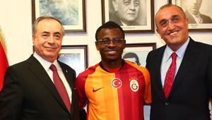 Jean Michael Seri: Galatasaray için her şeyimi vereceğim