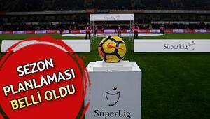 Süper Lig ne zaman başlayacak 2019-2020 sezonu ne zaman açılacak