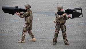 Fransız ordusundan dikkat çeken hamle... Kızıl ekip