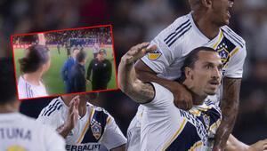 Ibrahimovic terör estirdi! 3 golden sonra...