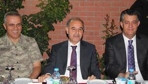 Emniyet Genel Müdürlüğüne atanan Şırnak Valisi Aktaş, veda etti