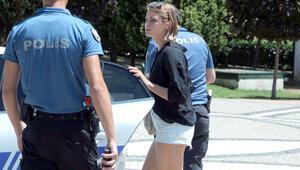 Genç kadına kâbusu yaşatmışlardı... Ve yakalandılar