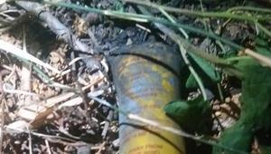 Rumlardan KKTC tarafına molotoflu saldırı