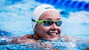 Victoria Zeynep Güneş olimpiyat barajını geçti
