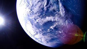 NASA yayınladı! İşte Dünya'nın son hali...