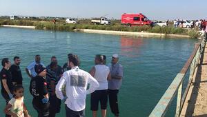 Topları suya düştü sonrası korkunç... Çocuklar akıntıda kayboldu